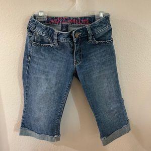 Gap Girls Cropped Jeans